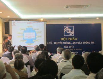 hội nghị quốc tế ATC/REV 2012