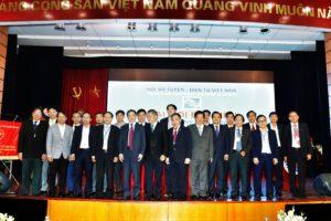 Ban chấp hành nhiệm kỳ VII ra mắt đại hội