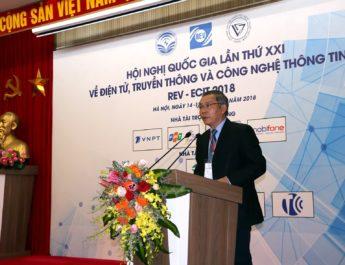 Hội nghị Quốc gia lần thứ XXI về Điện tử, truyền thông và CNTT
