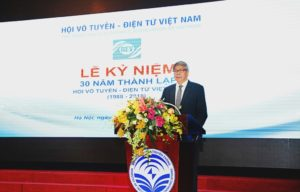Celebrating 30 Years of Vietnam Electronics and Radio Association