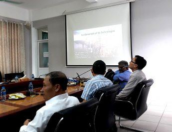PGS Kumbesan Sandrasegaran trình bày về Các công nghệ tiêu biểu của hệ thống thông tin di động 5G