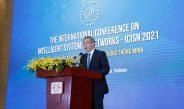 REV bảo trợ cho Hội nghị Quốc tế ICISN 2021
